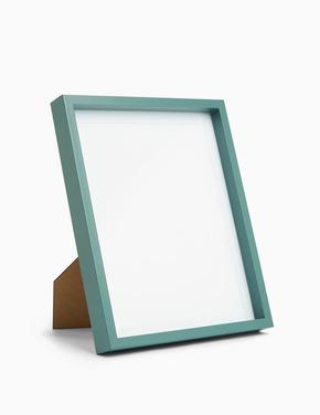 Ev Mavi Fotoğraf Çerçevesi (20 x 25cm)