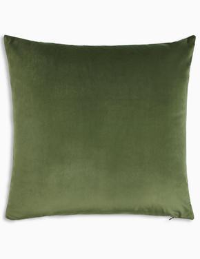 Yeşil Kadife Yastık