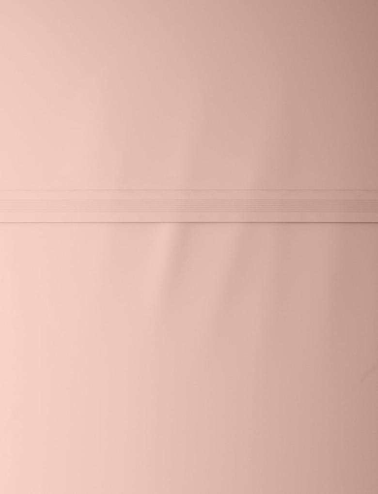 Ev Pembe Percale Kumaş Çarşaf