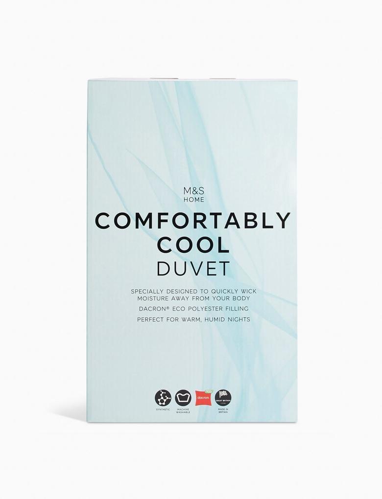 Ev Beyaz Comfortably Cool 3 Tog Yorgan