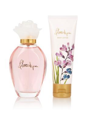 Kozmetik Renksiz Parfüm ve Vücut Kremi Seti