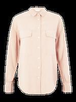 Pembe Utility Uzun Kollu Gömlek