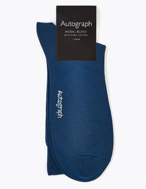 Modal Karışımlı Çorap