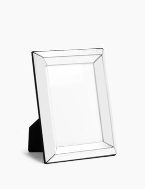Ev Gümüş Aynalı Çerçeve (10 x 15cm)