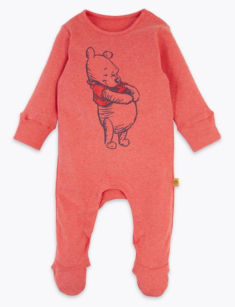 Bebek Pembe 2'li Winnie the Pooh & Friends™ Tulum Seti