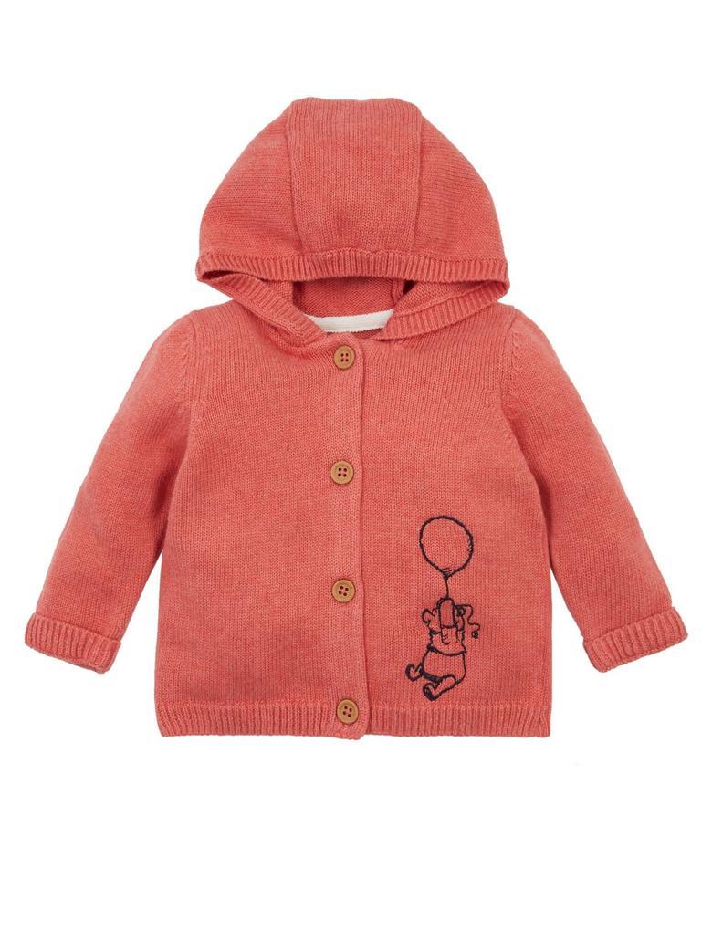 Bebek Kırmızı Winnie The Pooh & Friends™ Hırka