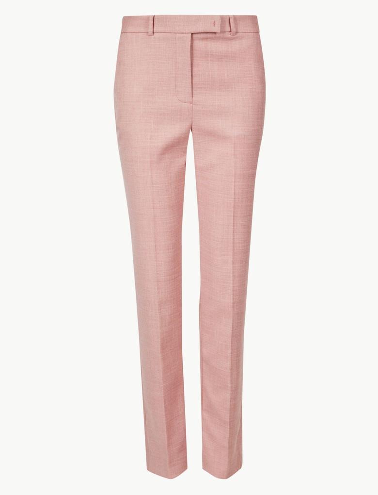 Pembe Slim Leg Pantolon