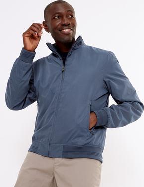 Erkek Lacivert Stormwear™ Bomber Ceket
