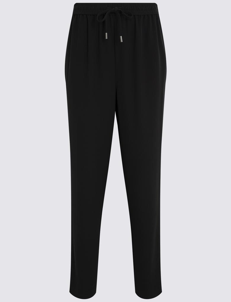 Siyah Slim Leg Pantolon