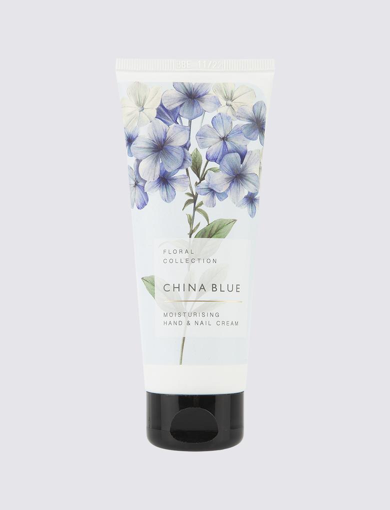 Kozmetik Renksiz China Blue El Kremi