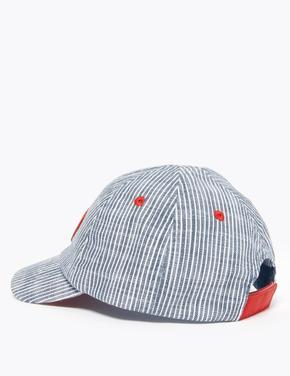 Çocuk Mavi Thomas & Friends™ Desenli Beyzbol Şapkası