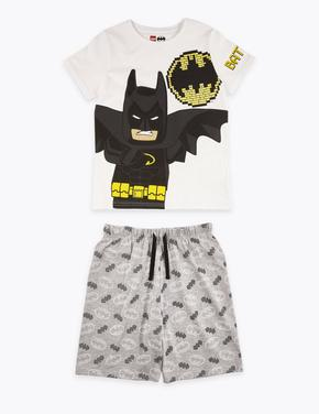 Çocuk Gri Lego Batman™ Pijama Takımı