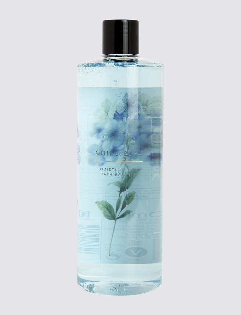 Kozmetik Renksiz China Blue Banyo Köpüğü 500ml
