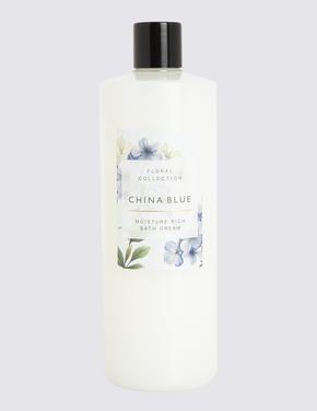Kozmetik Renksiz China Blue Duş Kremi