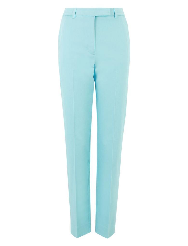 Kadın Mavi Mia Slim Fit Pantolon