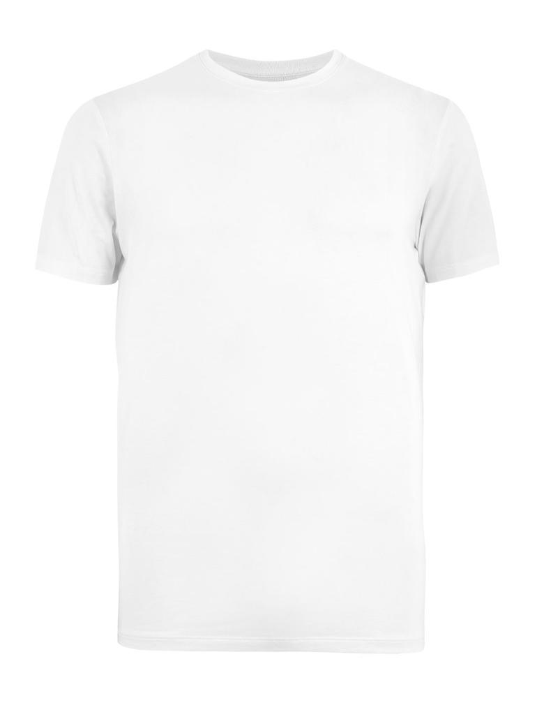 Erkek Beyaz Luxury Supima® Supersoft Pamuk Karışımlı Atlet