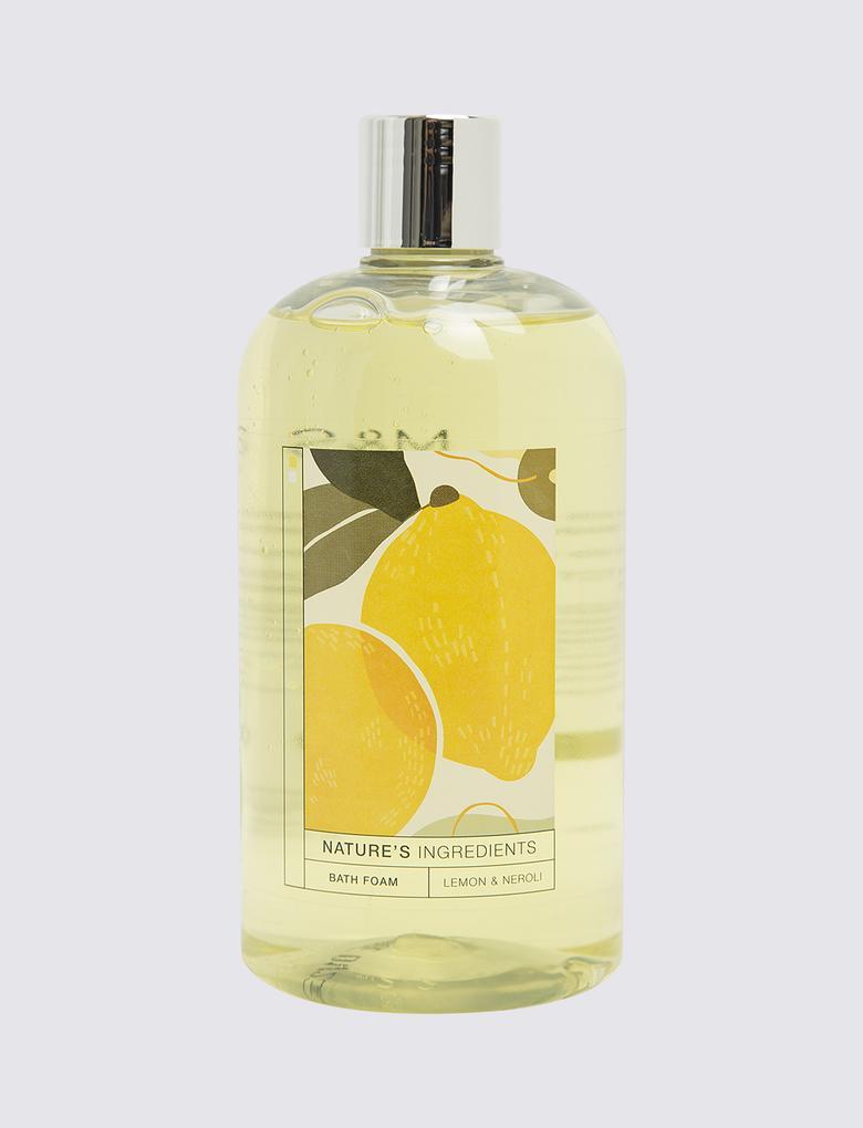 Kozmetik Renksiz Limon ve Portakal Çiçeği Duş Kremi