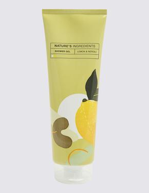 Kozmetik Renksiz Limon ve Portakal Çiçeği Duş Jeli