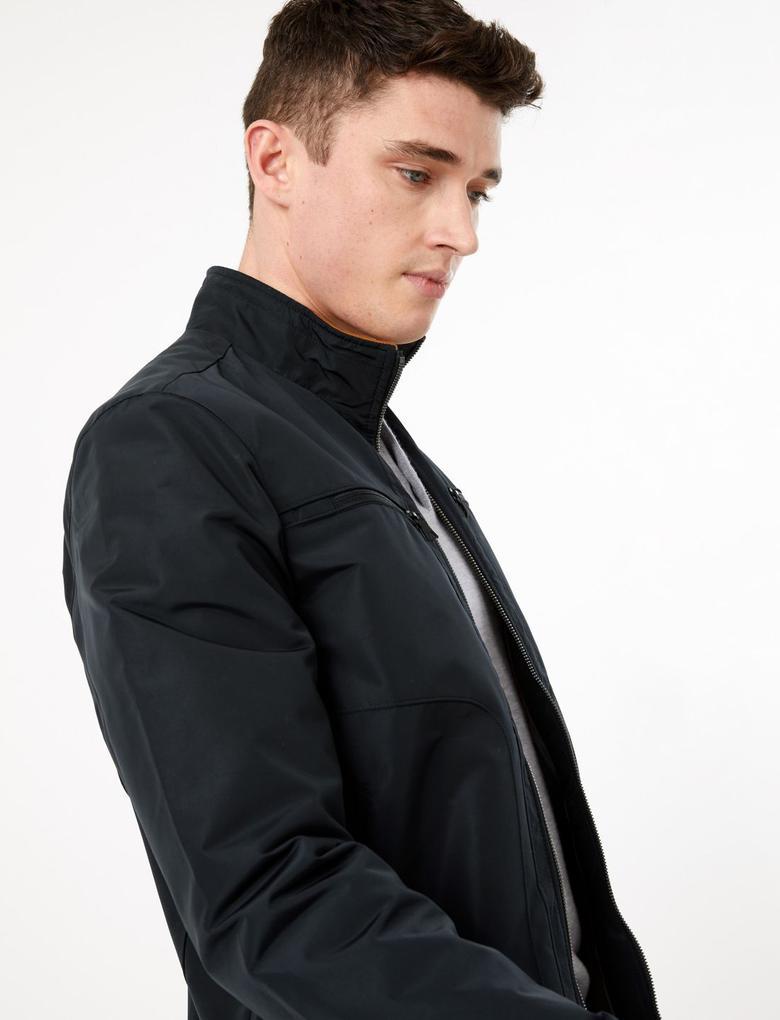 Lacivert Stormwear™ Bomber Ceket