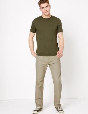 Multi Renk Regular Fit Streç Jean Pantolon (Stormwear™ Teknolojisi ile)