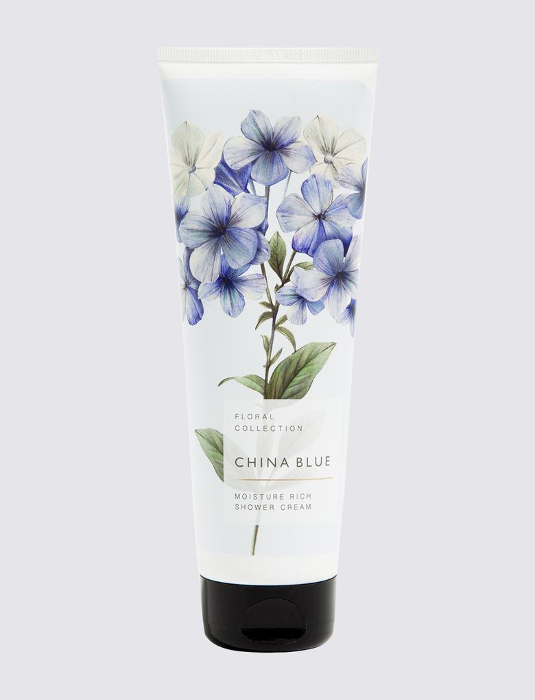 Kozmetik Renksiz China Blue Duş Jeli 250 ml
