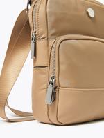 Kadın Kahverengi Çapraz Askılı Çanta