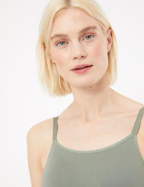 Kadın Yeşil Flexifit™ Full Cup Sütyen