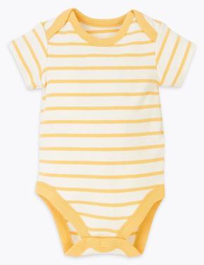Bebek Mavi Saf Pamuklu Salopet ve Body Takımı