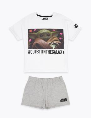Çocuk Multi Renk The Mandalorian Star Wars™ Pijama Takımı