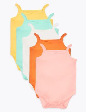 Bebek Multi Renk 5'li Askılı Body Seti
