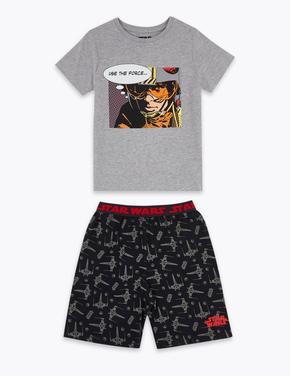 Çocuk Gri Star Wars™ Pijama Takımı
