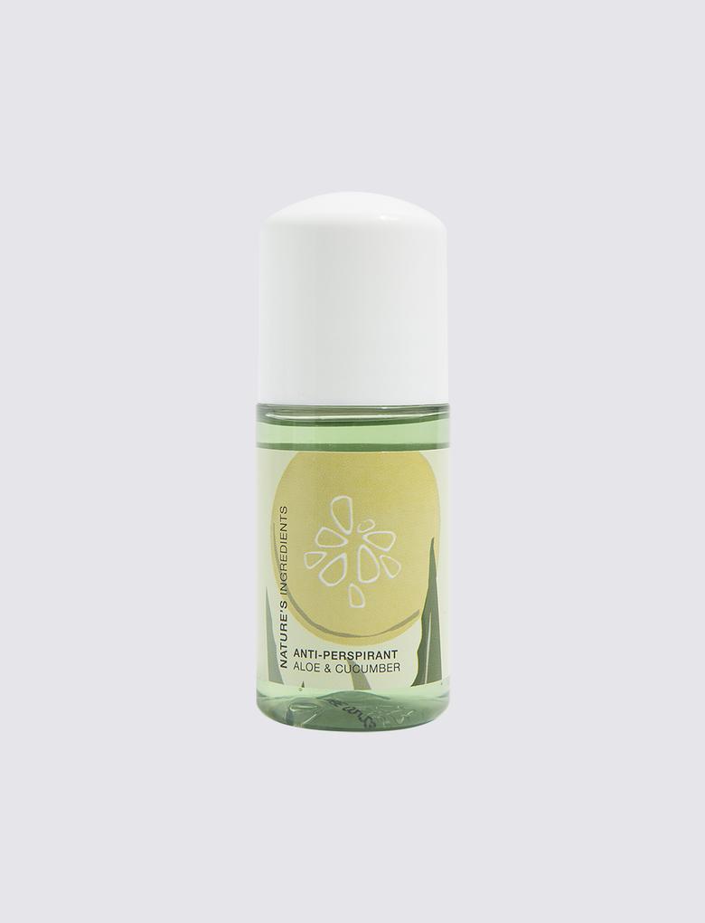 Kozmetik Renksiz Aloe Vera ve Salatalık Özlü Roll On Deodorant