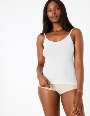 Beyaz Body™ Askılı Atlet