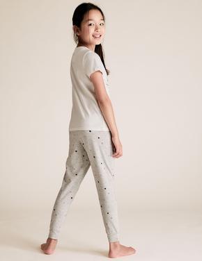 Çocuk Beyaz Tatty Teddy™ Pijama Takımı