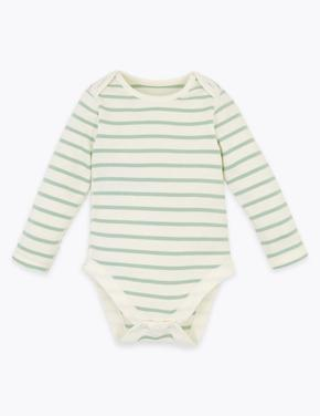 Bebek Gri 5'li Saf Pamuklu Body Seti