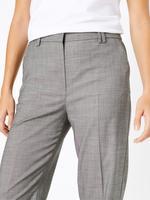 Kadın Gri Freya Straight Leg Pantolon