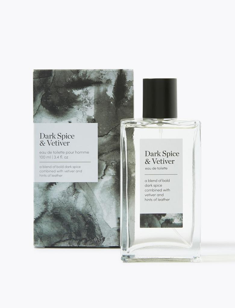 Kozmetik Renksiz Dark Spice & Vetiver Eau de Toilette 100ml