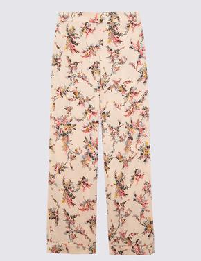 Kadın Pembe Pijama Altı