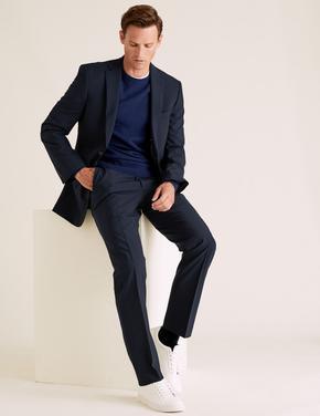 Erkek Lacivert The Ultimate Regular Fit Ceket
