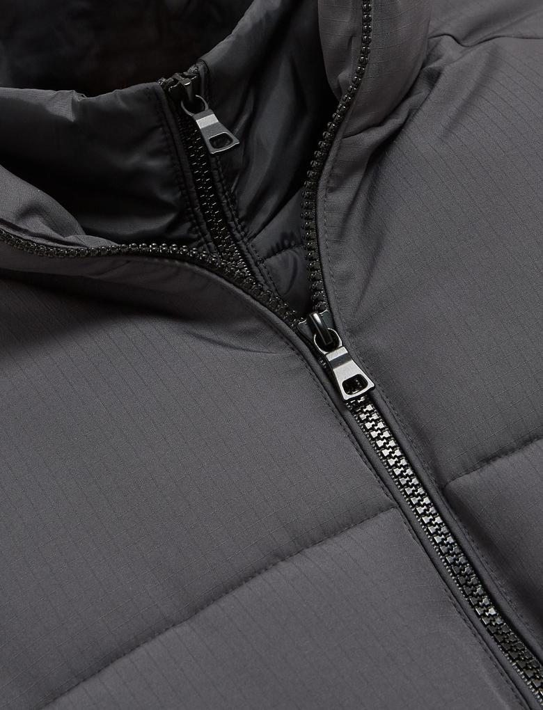 Gri Stormwear™ Pufa Mont