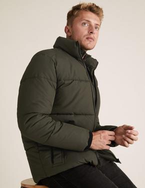 Yeşil Stormwear™ Pufa Mont