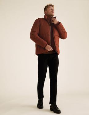 Kahverengi Stormwear™ Pufa Mont