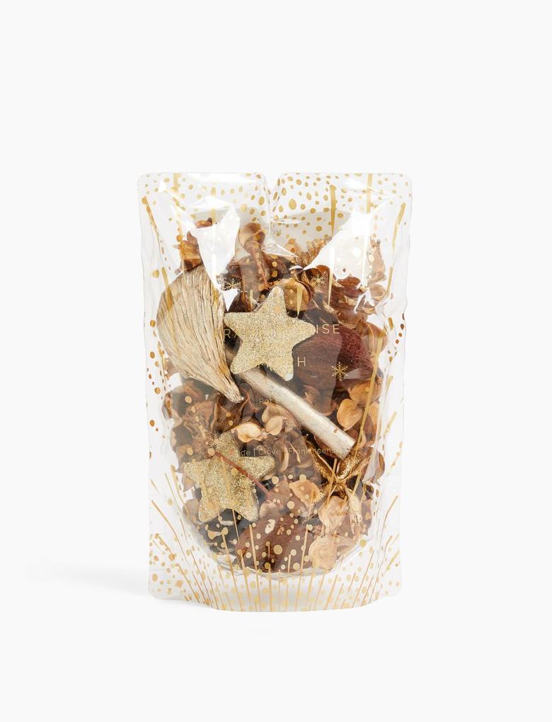 Ev Sarı Frankincense & Myrrh Potpori