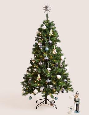 Yeşil 180 cmIşıklı Çam Ağacı