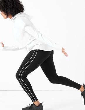 Kadın Siyah Go Easy Spor Taytı