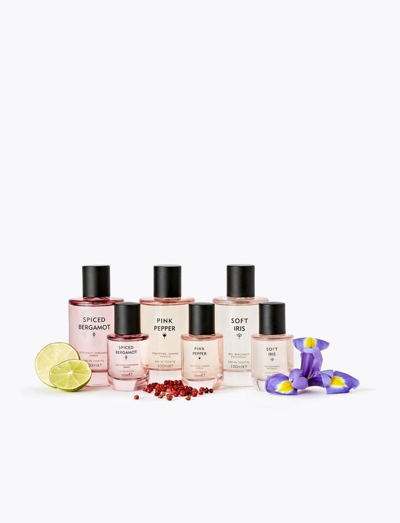 Kozmetik Renksiz Soft Iris Eau de Toilette 30 ml