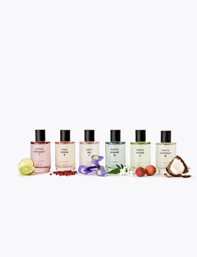 Kozmetik Renksiz Hediyelik Parfüm Seti
