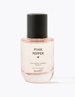 Kozmetik Renksiz Pink Pepper Eau de Toilette 30ml