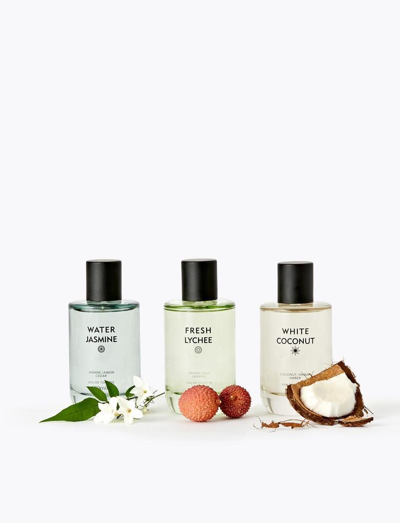 Kozmetik Renksiz Fresh Lychee Eau de Toilette 100ml