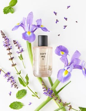 Kozmetik Renksiz Soft Iris Eau de Toilette 100ml